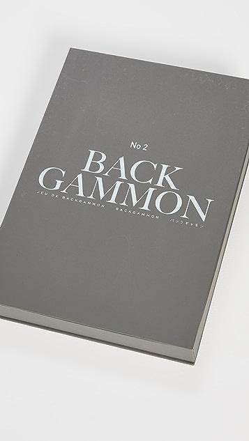 East Dane Gifts Classic Backgammon