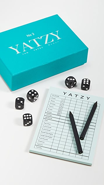 East Dane Gifts Classic Yatzy