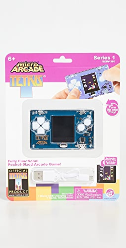 East Dane Gifts - Tetris Micro Arcade Game