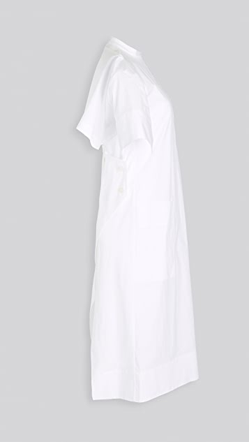 Eckhaus Latta Cascade Dress