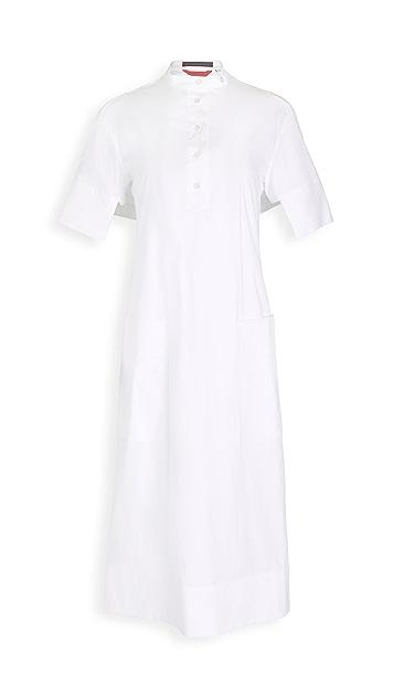 Eckhaus Latta Cascade Dress