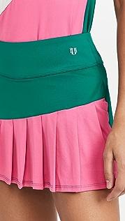 Eleven by Venus Williams Diagonal Flutter Skirt
