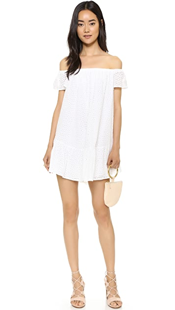 Elizabeth and James Eyelet Pippa Dress