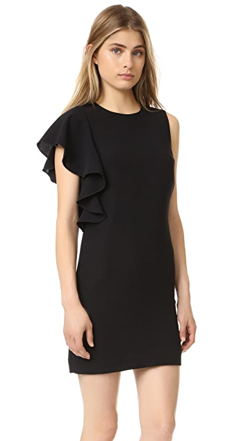 Elizabeth and James Luca Ruffle Dress
