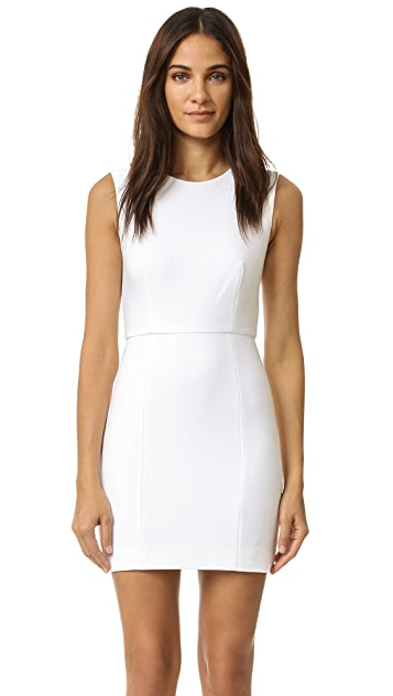 Elizabeth and James Mckay Fitted Dress