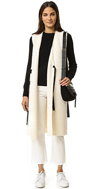 Elizabeth and James Tallie Long Cardigan