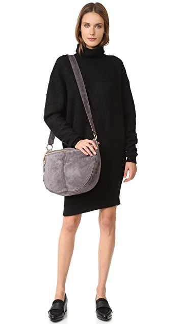 Elizabeth and James Scott Moon Saddle Bag