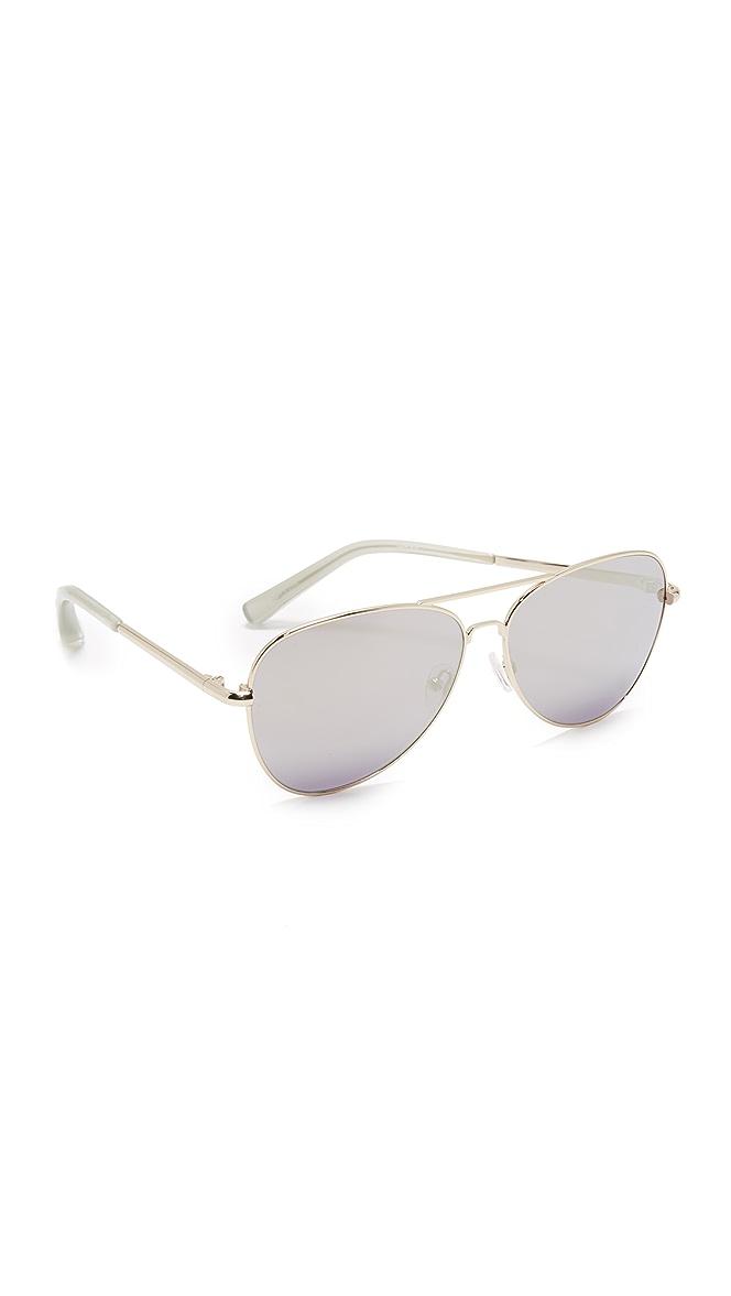 Elizabeth and James Stanton Aviator Sunglasses | SHOPBOP