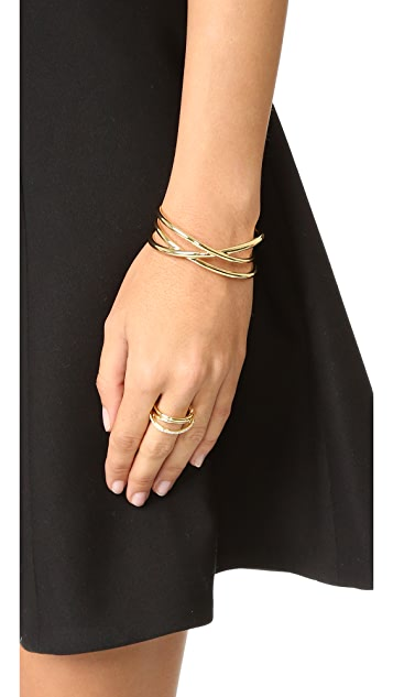Elizabeth and James Darcy Cuff Bracelet