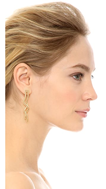 Elizabeth and James Sueno Earrings