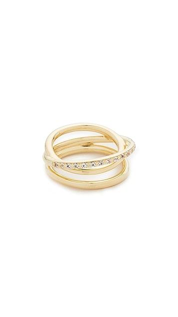 Elizabeth and James Darcy Ring