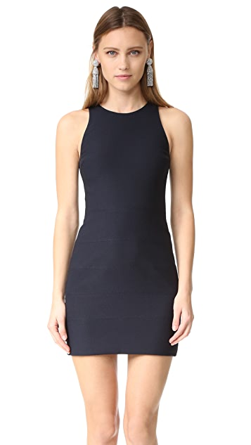 Elizabeth and James Annamarie Sleeveless Mini Dress