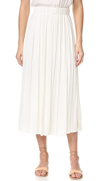 Elizabeth and James Quinn Pleated Skirt
