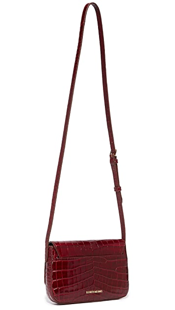 Elizabeth and James Cynnie Flap Cross Body Bag