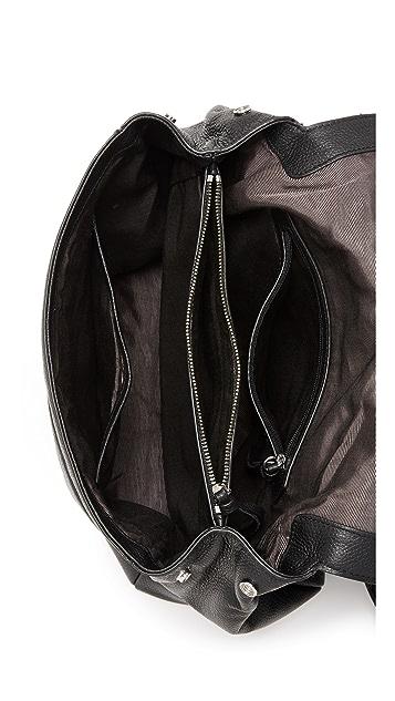 Elizabeth and James Trapeze Cross Body Bag