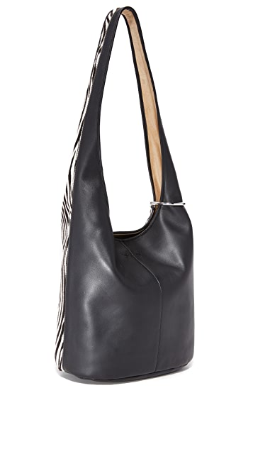 Elizabeth and James Finley Courier Hobo Bag