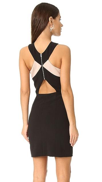 Elizabeth and James Elliot Cross Front Strap Dress