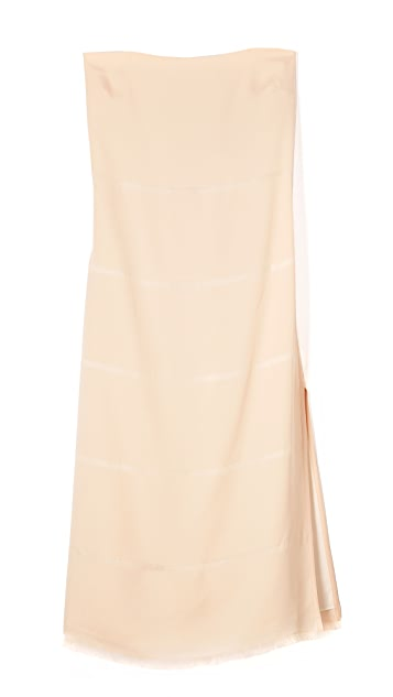Elizabeth and James Clarence Strapless Dress