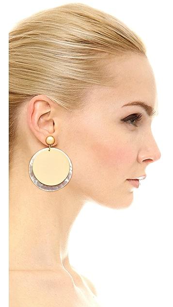 Elizabeth and James Terri Earrings