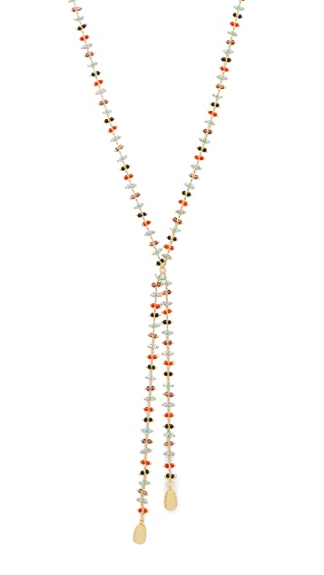 Elizabeth and James Emmy Lariat Necklace