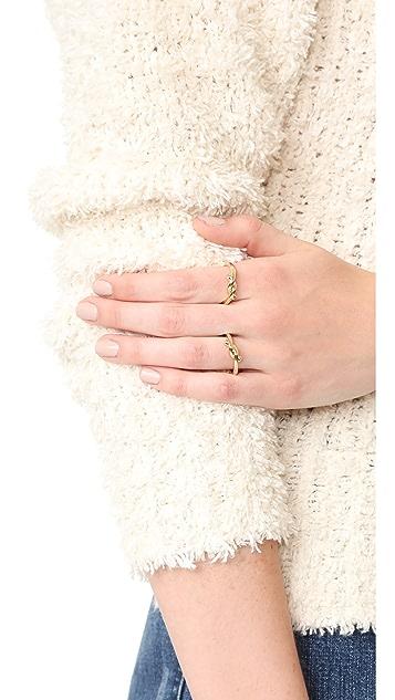 Elizabeth and James Tammy Ring Set
