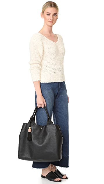 Elizabeth and James Teddy Tote