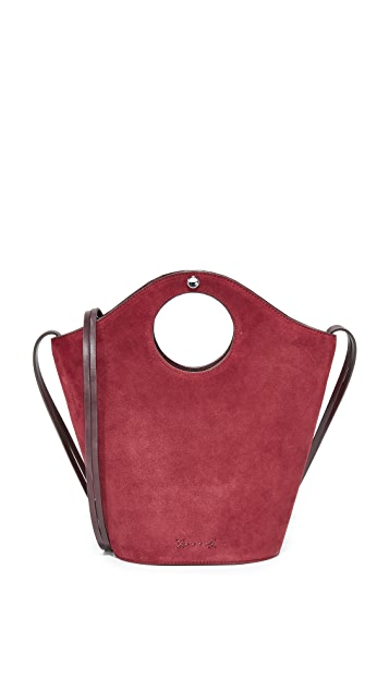 Elizabeth and James Small Market Shopper Tote