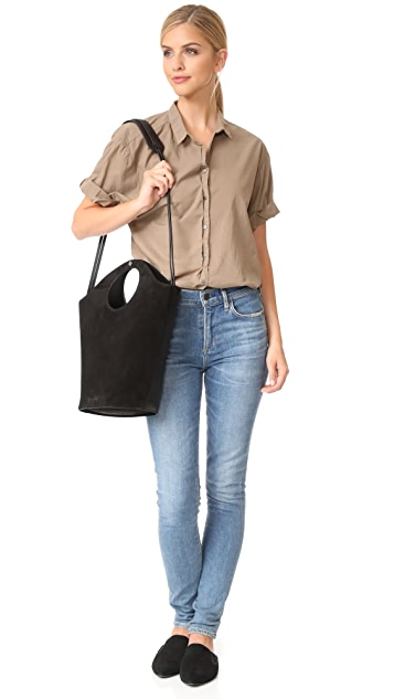 Elizabeth and James Market Shopper Tote
