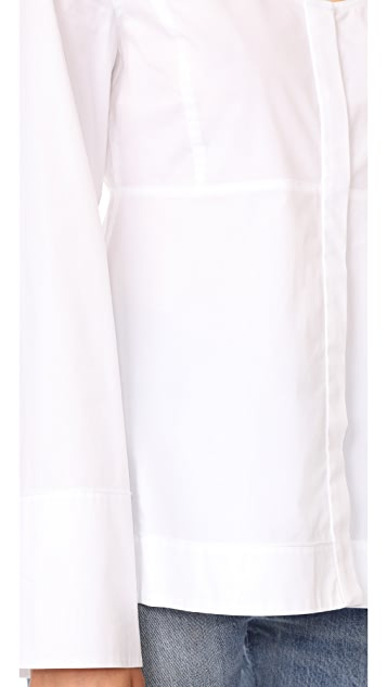 Elizabeth and James Carlos Wide Sleeve Top