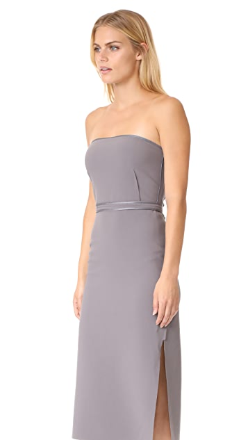 Elizabeth and James Sierra Strapless Dress