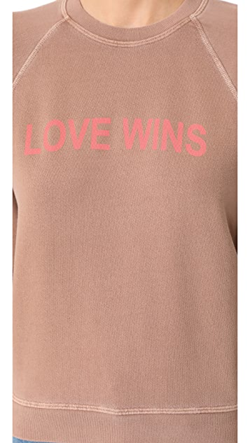 Elizabeth and James Love Wins Sweatshirt