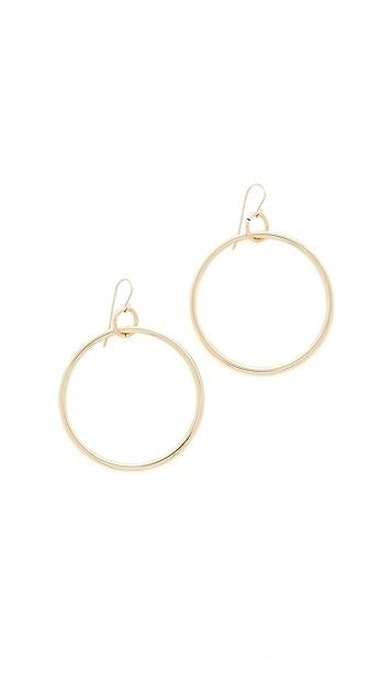 Elizabeth and James Lueur Earrings