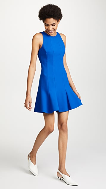 Elizabeth and James Rooney Dress with Bell Hem
