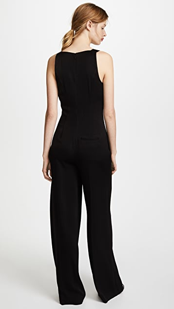 Elizabeth and James Loordes Jumpsuit with Metal Ring Detail