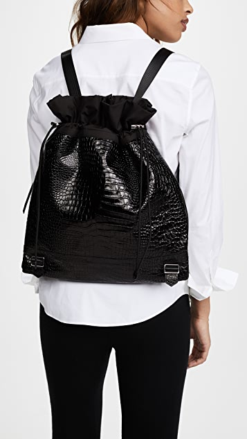 Elizabeth and James Keely Croc Backpack