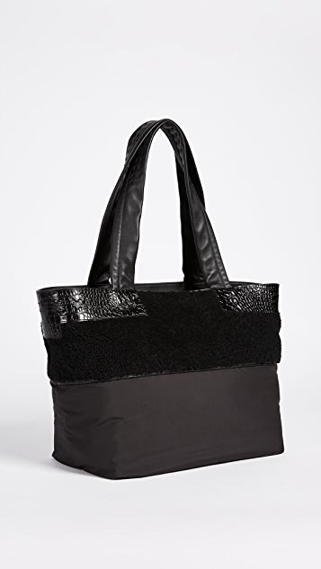 Elizabeth and James Newspaper Tote