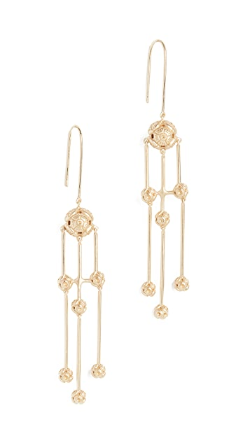 Elizabeth and James Kaya Earrings