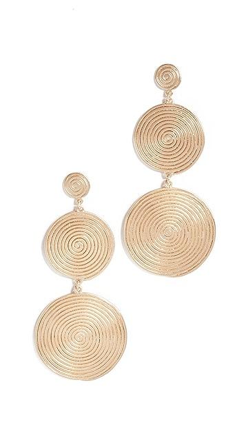Elizabeth and James Lorelai Earrings