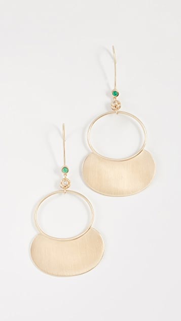 Elizabeth and James Alana Earrings