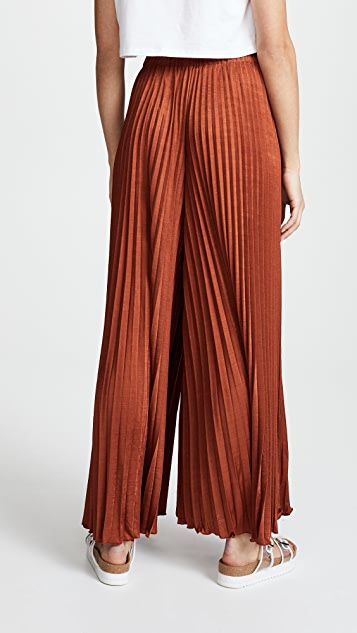 Elizabeth and James Noble Pleated Pants