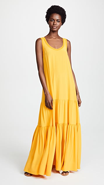 Elizabeth and James Hazel Silk Dress