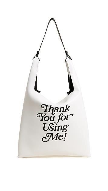 Elizabeth and James Thank You for Using Bodega Bag