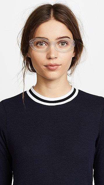 Elizabeth and James McKinley Glasses
