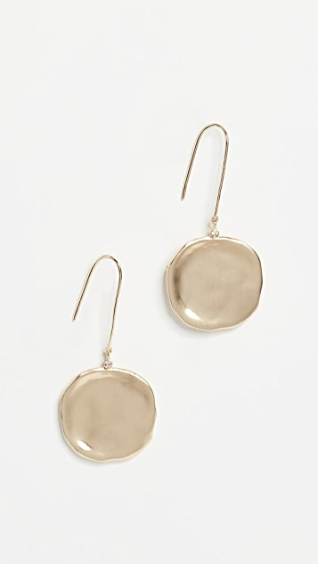 Elizabeth and James Keith Earrings
