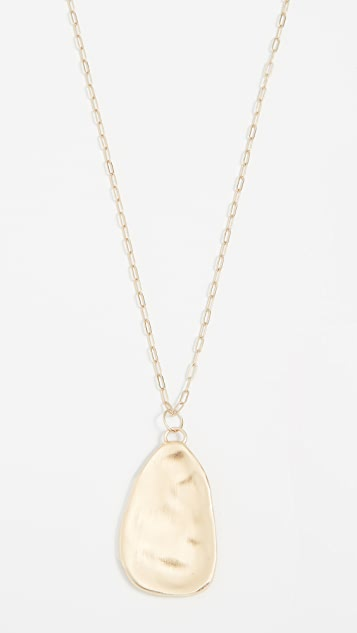 Elizabeth and James Hank Necklace - Yellow Gold
