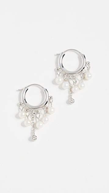 Elizabeth and James Leigh Earrings