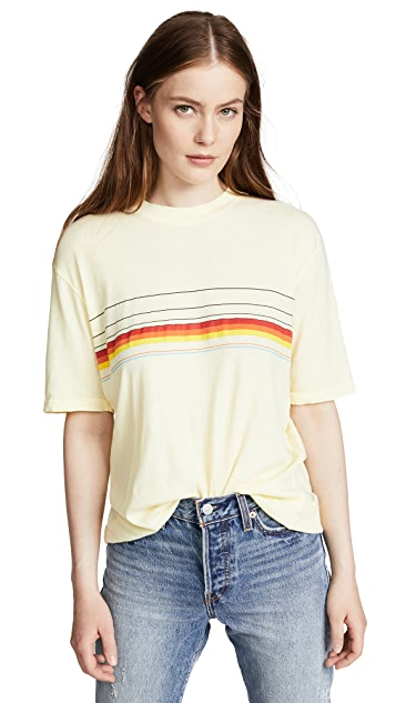 Elizabeth and James Link Boyfriend Tee