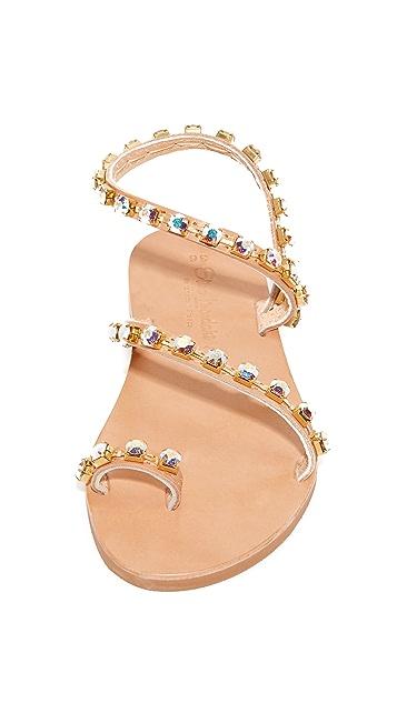 Elina Linardaki Venus Irize Sandals