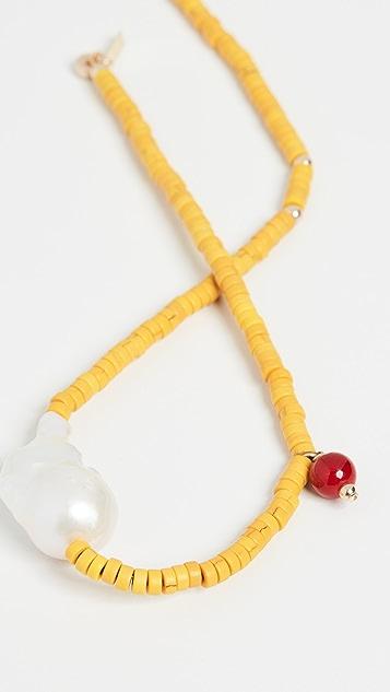 Eliou Gela 项链