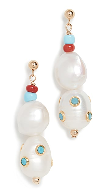 Eliou Nesto Earrings